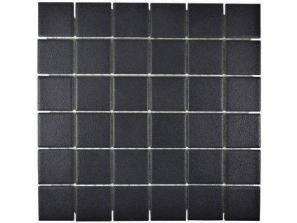 48x48 černá matná