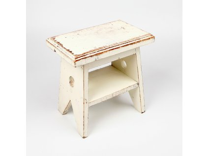 stolek drevo