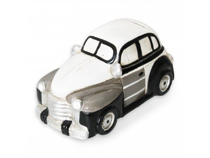 auto pokladnicka keramika 17 5x9cm