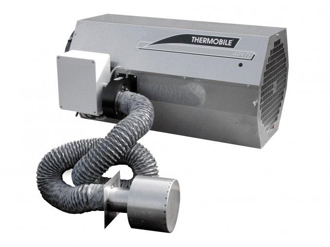 Topidlo na propan butan/zemní plyn THERMOBILE AGA 75 E