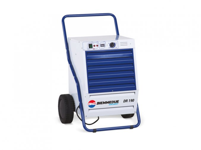 DEUMIDIFICATORE PROFESSIONALE PROFESSIONAL DEHUMIDIFIERS DR190