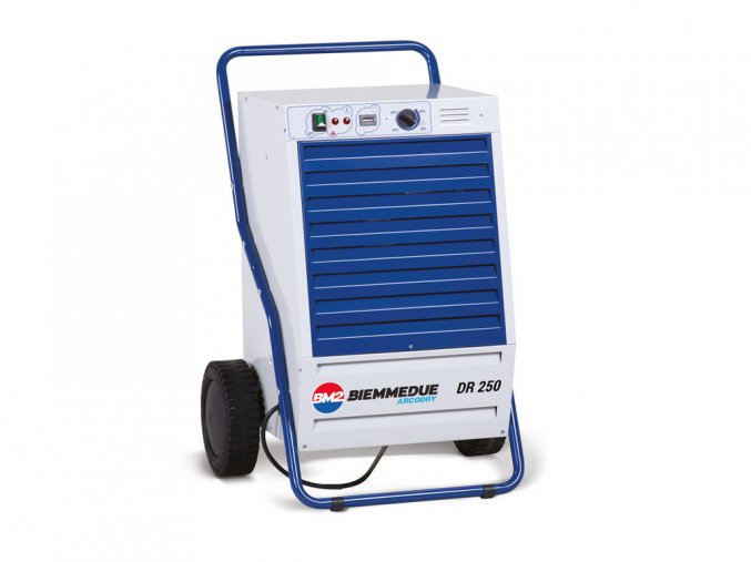 DEUMIDIFICATORE PROFESSIONALE PROFESSIONAL DEHUMIDIFIERS DR250
