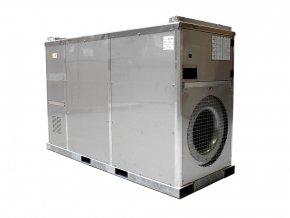 Vytápěcí kontejner na naftu/ELTO THERMOBILE IMAC 1200 EC