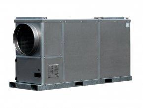 Vytápěcí kontejner na naftu/ELTO THERMOBILE IMAC 2200 EC 2T