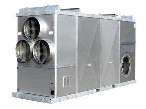 Vytápěcí kontejner na naftu/ELTO THERMOBILE IMAC 4000 E