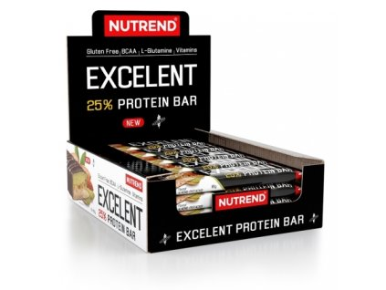 excelent protein bar 85g display