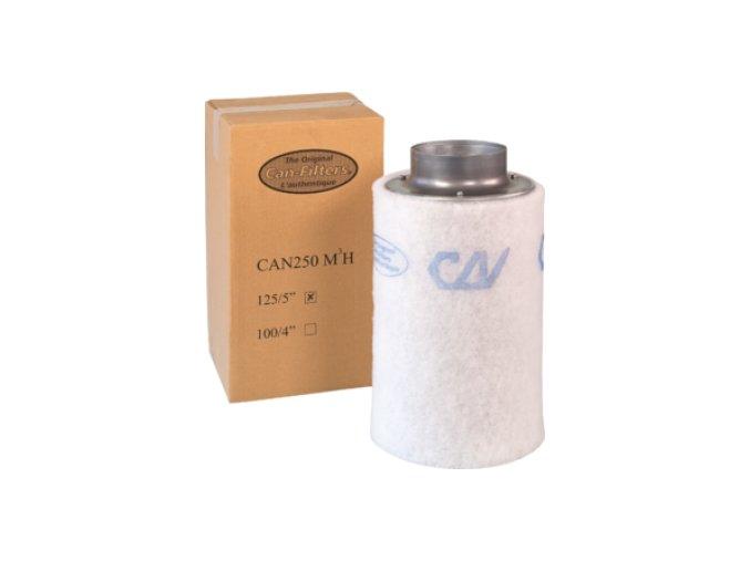 Filtr CAN-Original 75m3/h bez příruby pachový filtr