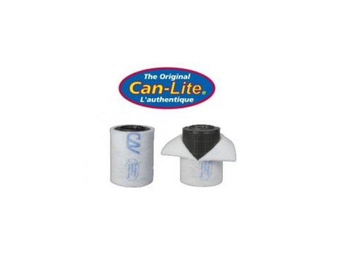 Filtr CAN-Lite 150m3/h, bez příruby pachový filtr