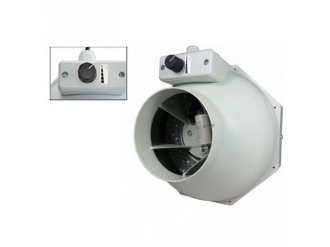 RUCK - CAN-Fan LS 270m3/h - 810m3/h