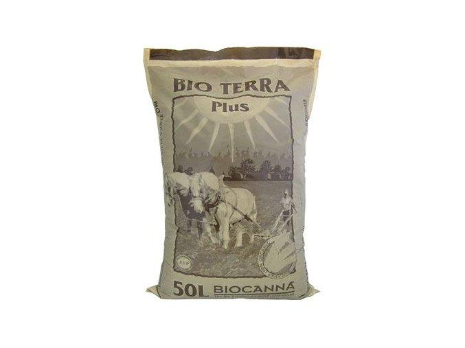 CANNA - Bio Terra Plus 50L