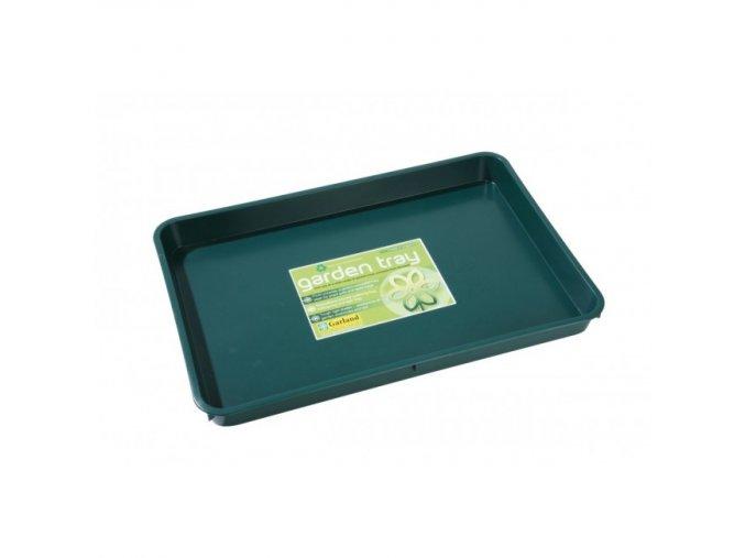 Garland - podmiska standard zelená 57*39*5cm