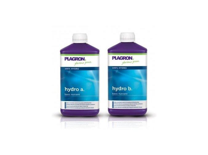 Plagron - Hydro A+B