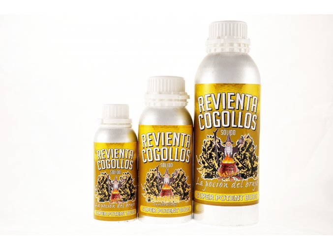 The Witcher's Potion - Revienta Cogollos Super Potent Buds Solid