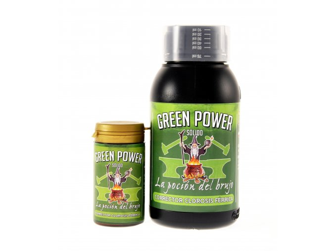 The Witcher's Potion - Green Power Solid