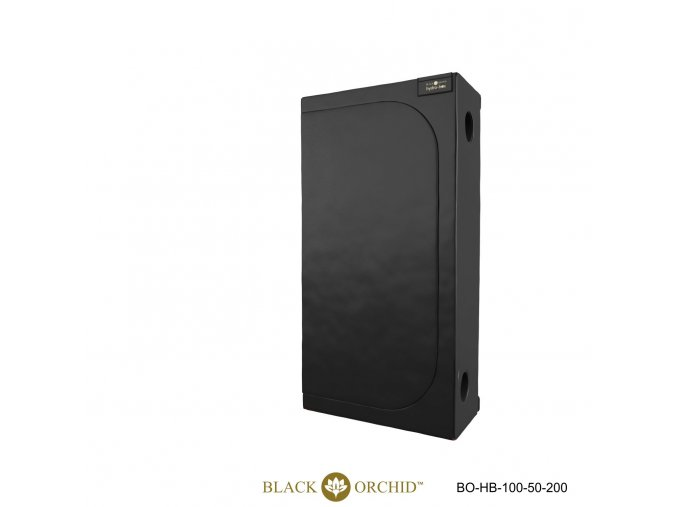 Black Orchid - Hydro-box 100x50x200cm Tent