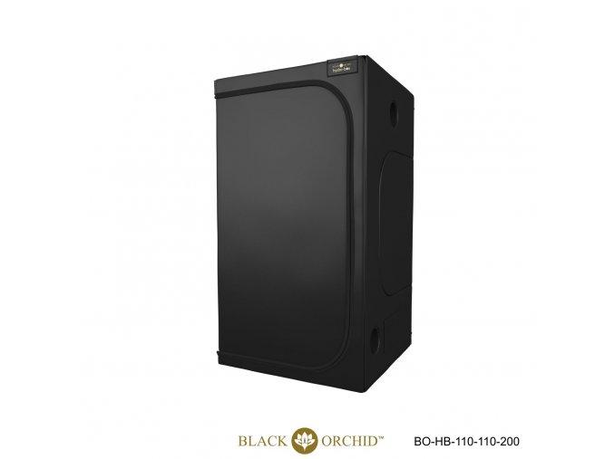 Black Orchid - Hydro-box 110x110x200cm Tent
