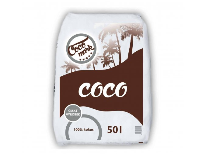 CocoMark - Kokosový substrát