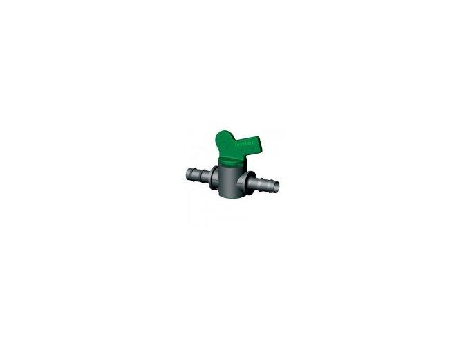 Regulační ventil průběžný PE