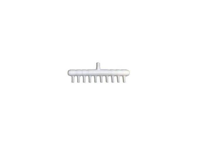 Rozbočovač pro vzduchové hadičky 10x4mm