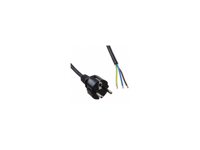 Kabel 1,5m síť - bez ukončení