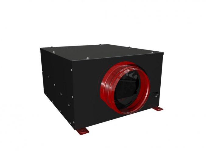Blauberg ISO-B Acustic centrifugal high power in-line fan 950m3/h