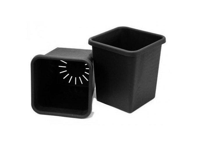 Autopot - květník 15l, černý