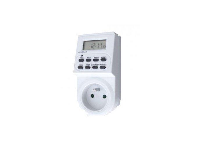 Hutterman - Digitální spínací hodiny pro zvýšenou indukční zátěž