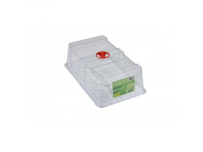Garland - náhradní pevné víko pro plastové skleníky L  38x23x12cm