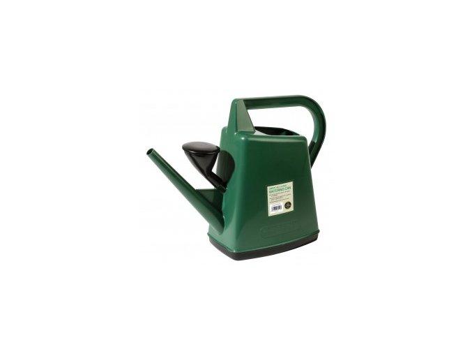 Plastová konev 10l Garland Design zelená