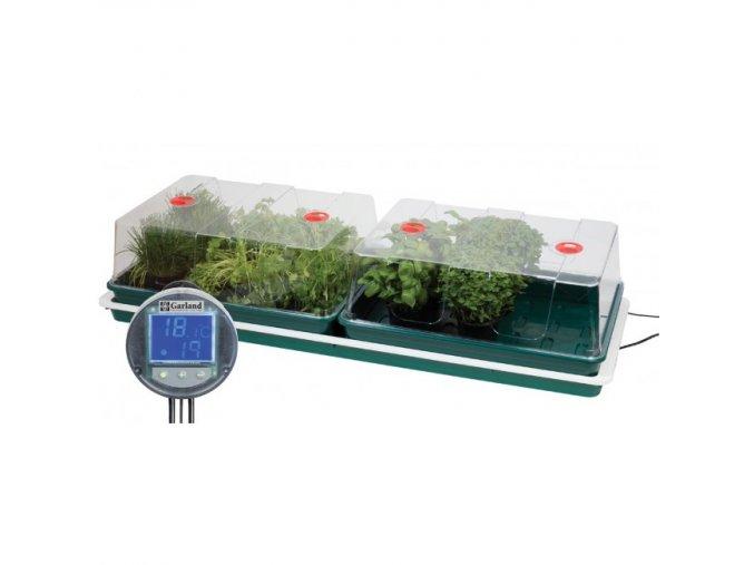 Garland - Jumbo Profi vyhřívané skleníky 120x41x25cm