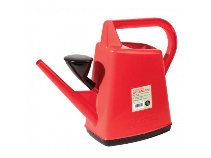 Garland - Plastová konev 10l Garland Design červená