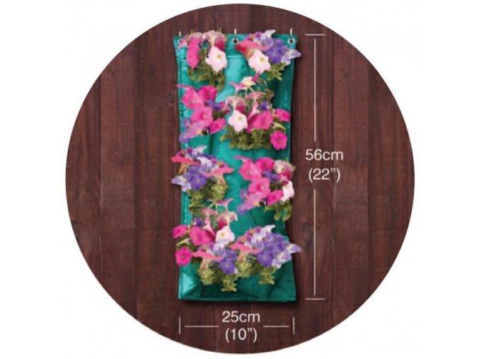 Garland - závěsný rukáv na květiny W0518