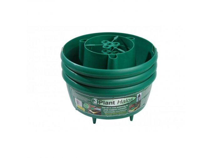 Garland - Halos dávkovač zálivky zelený set 3 ks
