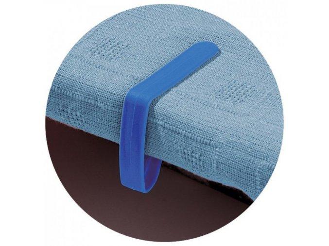 Garland - úchytky prostírání stolní 4ks modré W2044