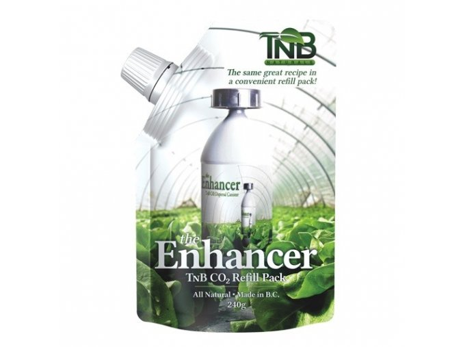 TNB Naturals - THE ENHANCER CO2 - Refill Pack
