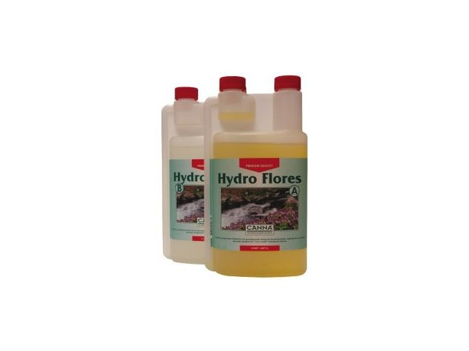 CANNA - Hydro Flores A+B měkká voda
