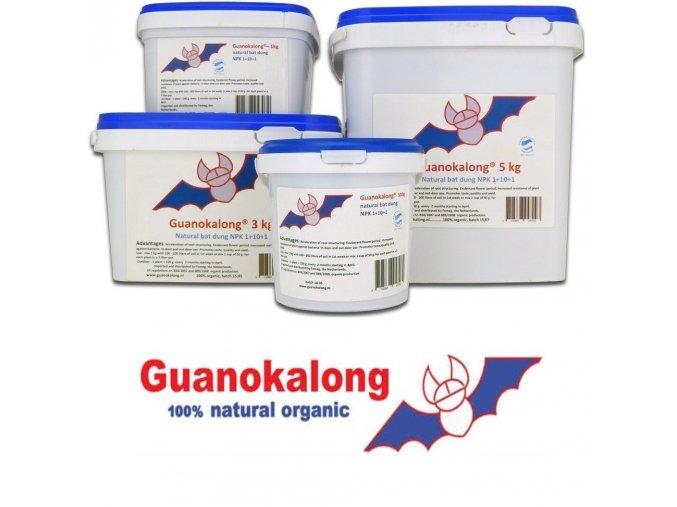 Guanokalong - pelety
