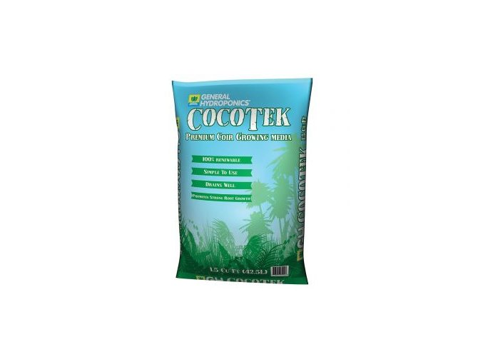 GHE CocoTek Premium Coir 50l