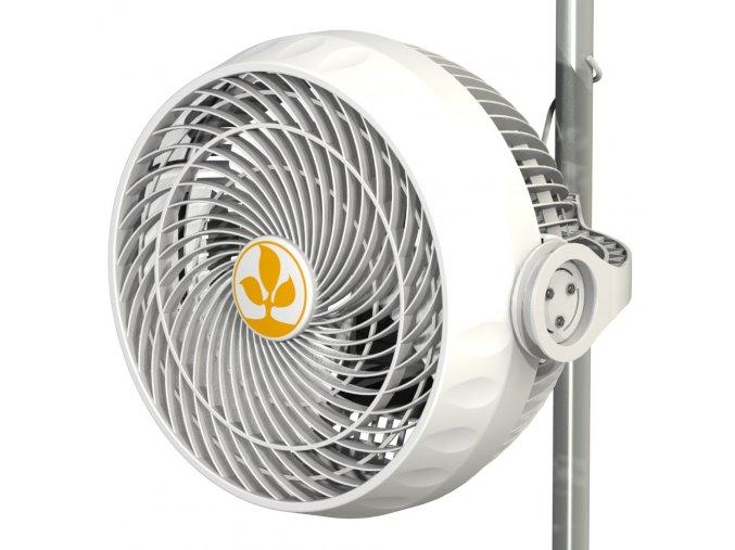 Secret Jardin - Monkey Fan 23cm, 30W - 2rychlosti, pro tyč 16 - 21mm