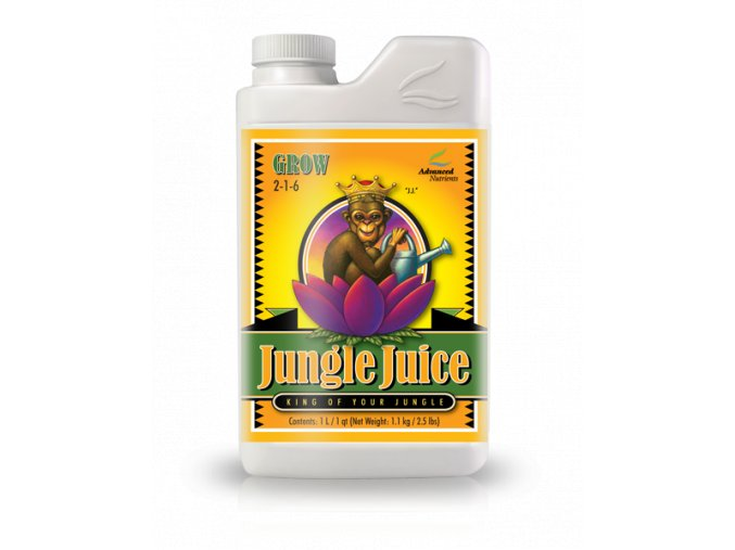 AN - Jungle Juice Grow