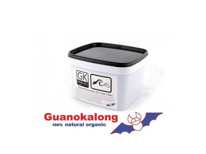 Guanokalong - Mořská řasa prášek