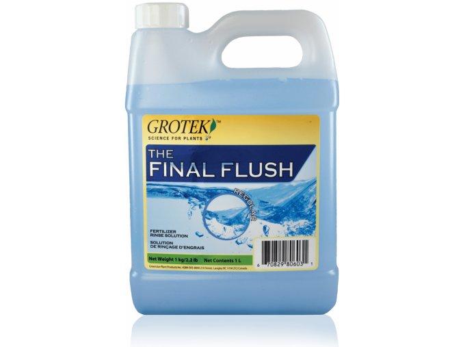 Final Flush Reg