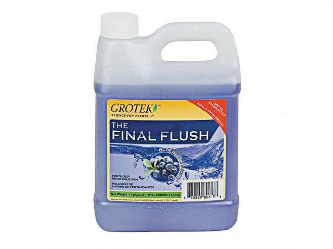Final Flush Blue Berry