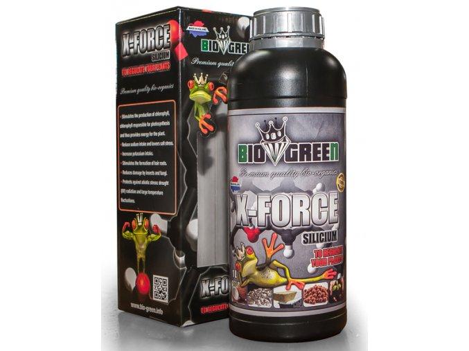BioGreen - X-Force