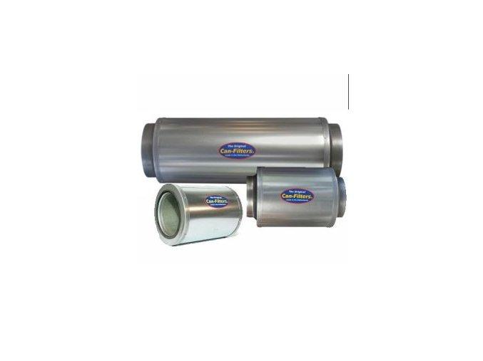 CAN Silencer 45cm / Ø30cm / příruba 200mm, tlumič hluku