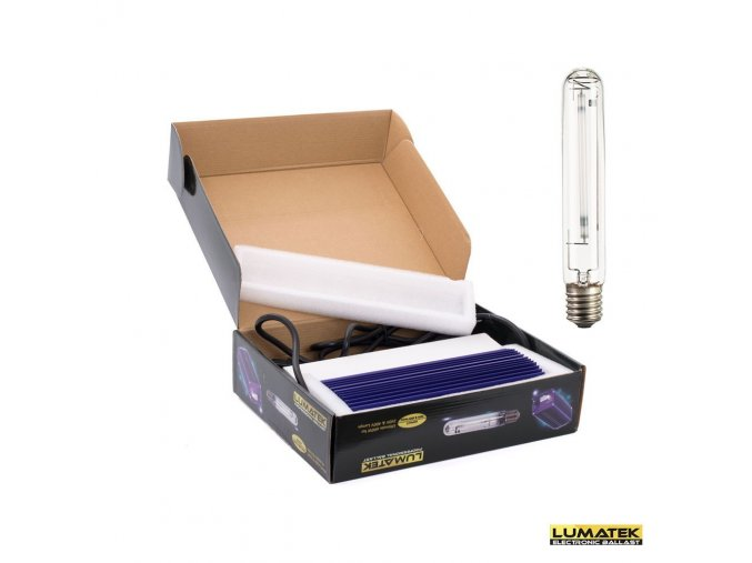 Lumatek Ultimate Pro 600W předřadník (400V) + HPS výbojka