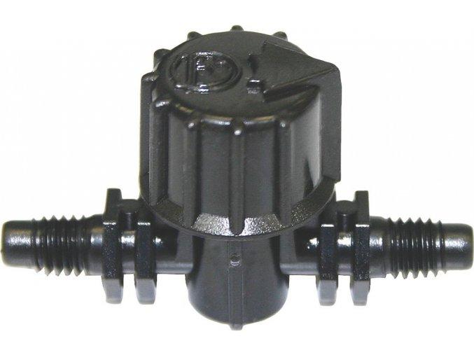 GG uzavírací ventil 4mm