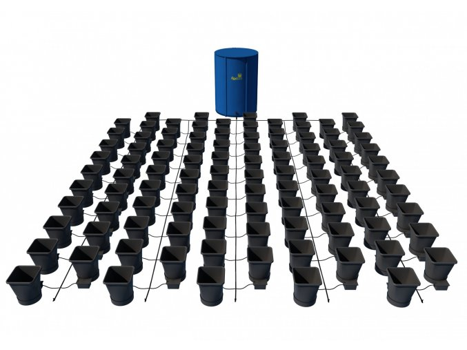 Autopot 1Pot XL systém 100 květníků