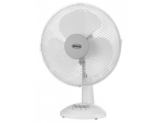 Stolní ventilátor Bravo 30cm 40w
