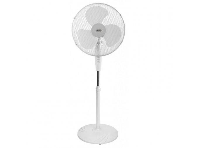 Stojanový ventilátor Bravo s kruhovou podstavou 38cm 45w